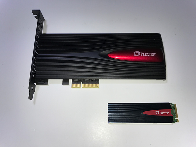 Plextor SSD M9Pe