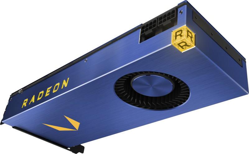 Se revela el TDP de la AMD Radeon Pro Vega Frontier Edition