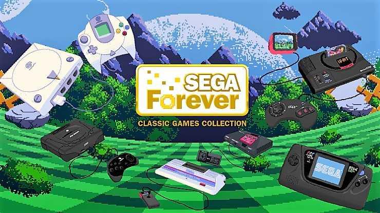 Los Juegos Clasicos De Sega Debutan Hoy Gratis Para Ios Y Android
