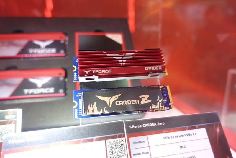 Photo of Team Group anuncia su nuevo SSD NVMe Cardea-Z