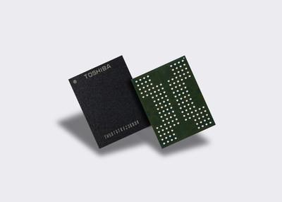 Toshiba ya tiene la primera memoria NAND QLC del mundo