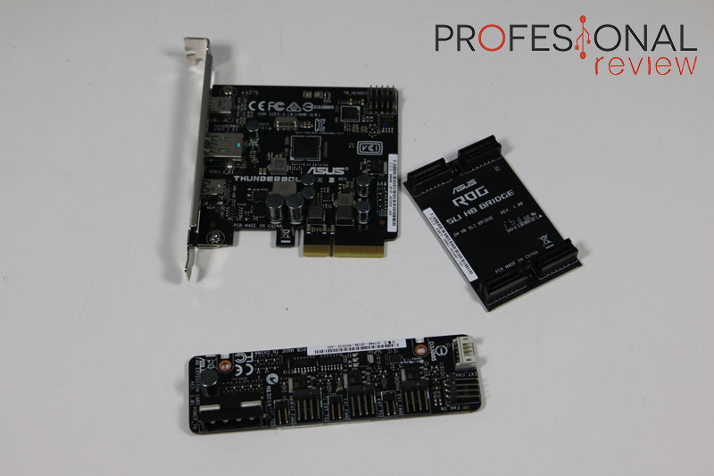 Asus Prime X299-Deluxe bundle