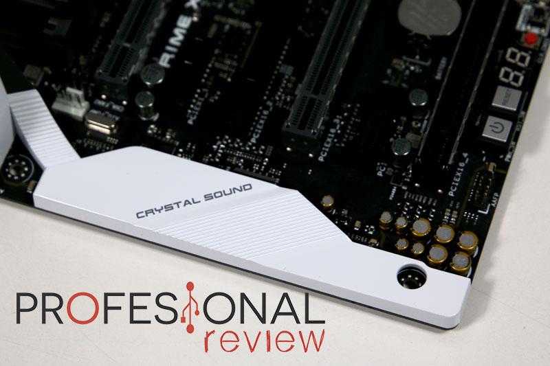 Asus Prime X299-Deluxe audio
