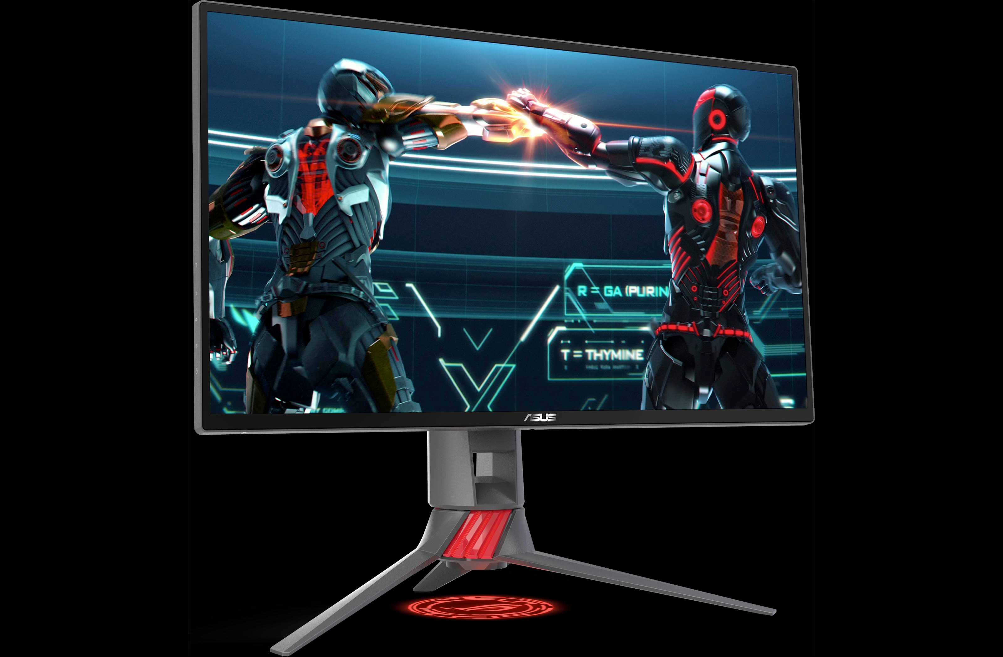 Photo of ASUS presenta tres monitores de gaming Strix con FreeSync y altas tasas de refresco