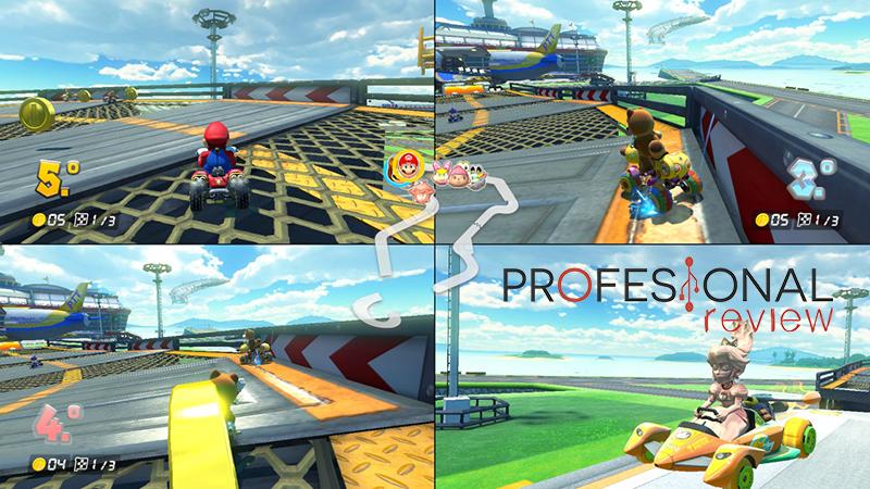 Mario Kart 8 Deluxe multijugador