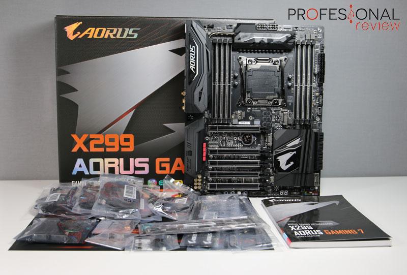 Gigabyte Aorus X299 Gaming 7