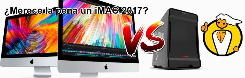 iMac vs PC Master Race ¿Es Apple una buena opción?