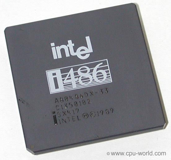 Intel i486