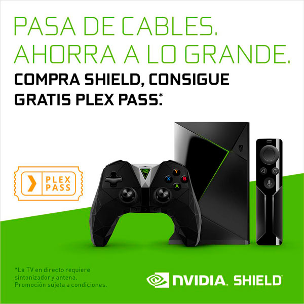 Nvidia Shield TV se actualiza a su versión Shield Experience 5.2