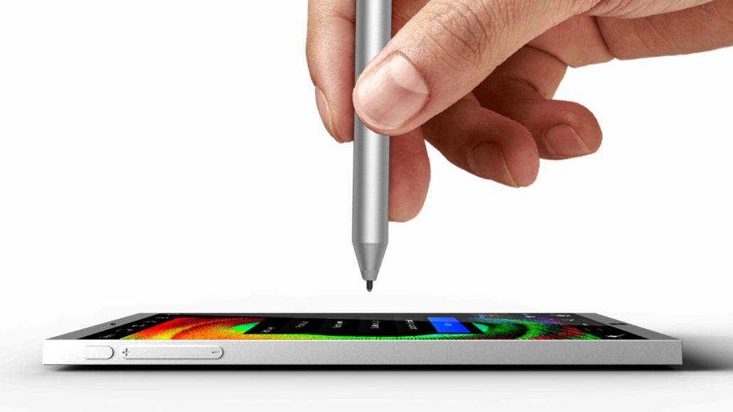 Photo of El nuevo móvil de Microsoft se llamaría Surface Mobile y traería proyector y soporte para el Surface Pen