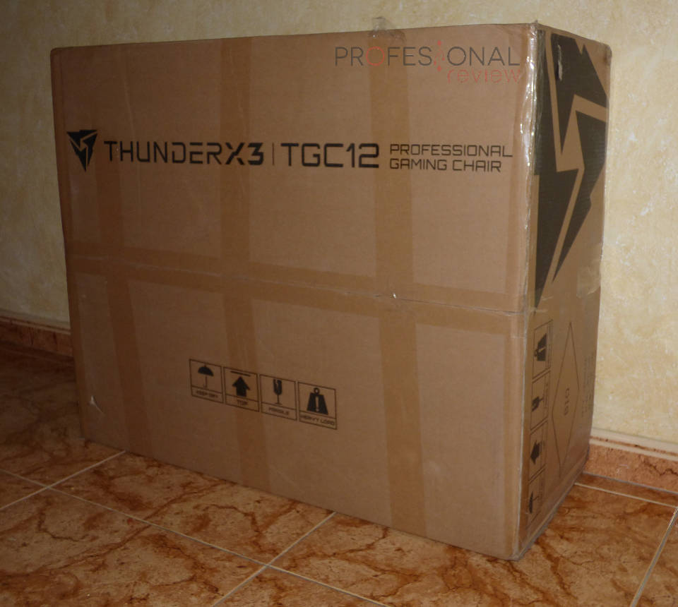 ThunderX3 TGC12 Review