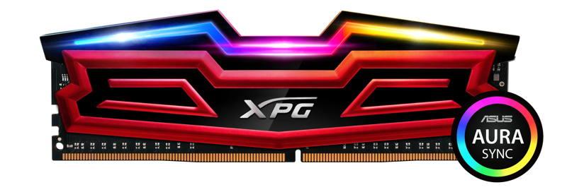 ADATA XPG SPECTRIX D40 RGB DDR4