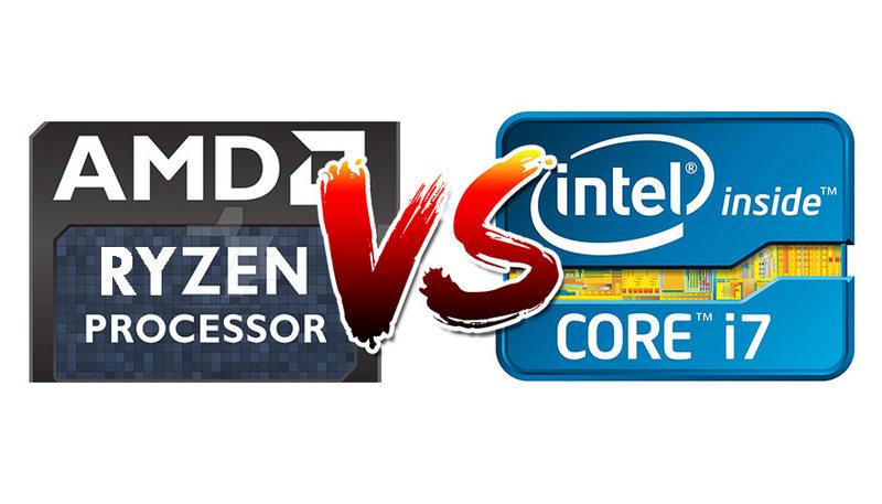 Procesadores Intel vs AMD