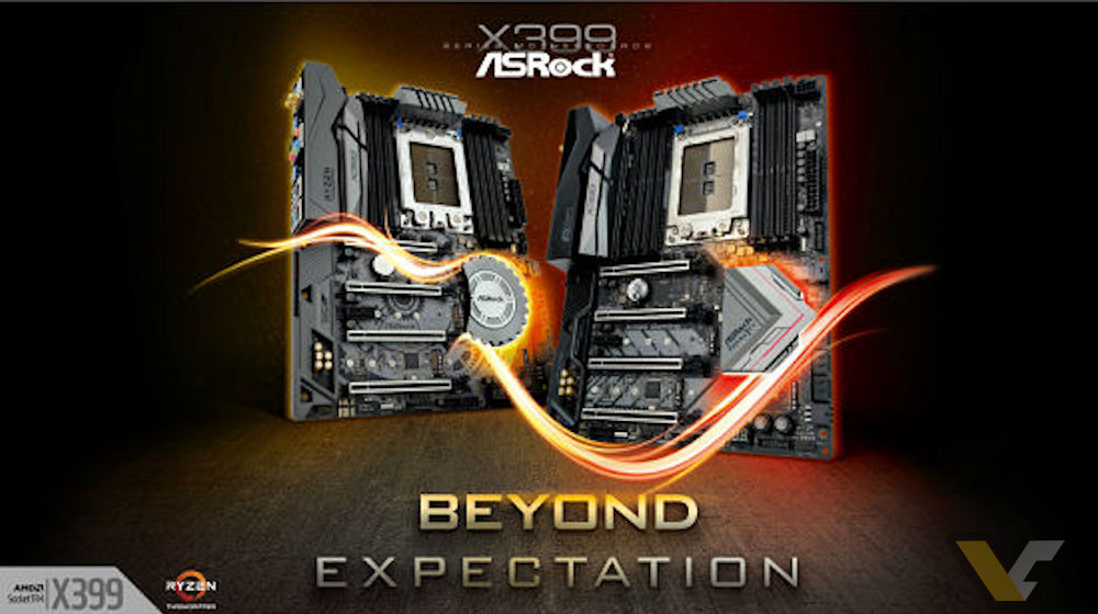 Photo of ASRock detalla su placas base X399 Fatal1ty Professional Gaming