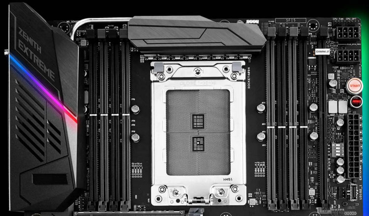 Photo of Unboxing del ASUS ROG Zenith Extreme X399 para Threadripper