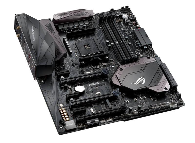 AsusROG Crosshair VI Extreme se pone al servicio de AMD Ryzen