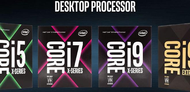 Intel revela la frecuencia base del Core i9 7920X