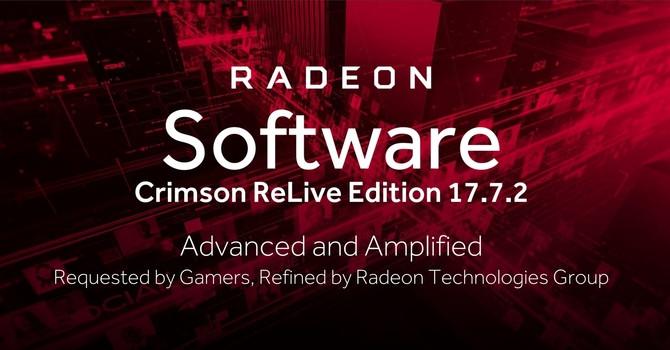 Crimson ReLive Edition 17.7.2 WHQL