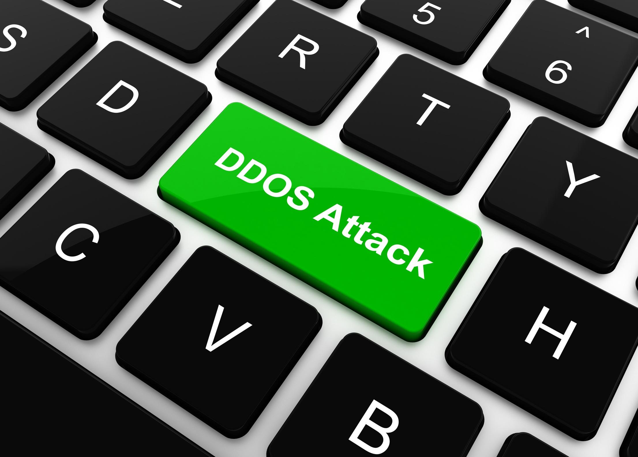 Qué es un ataque DDoS