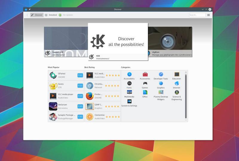 Photo of Descubierta una vulnerabilidad en KDE Plasma