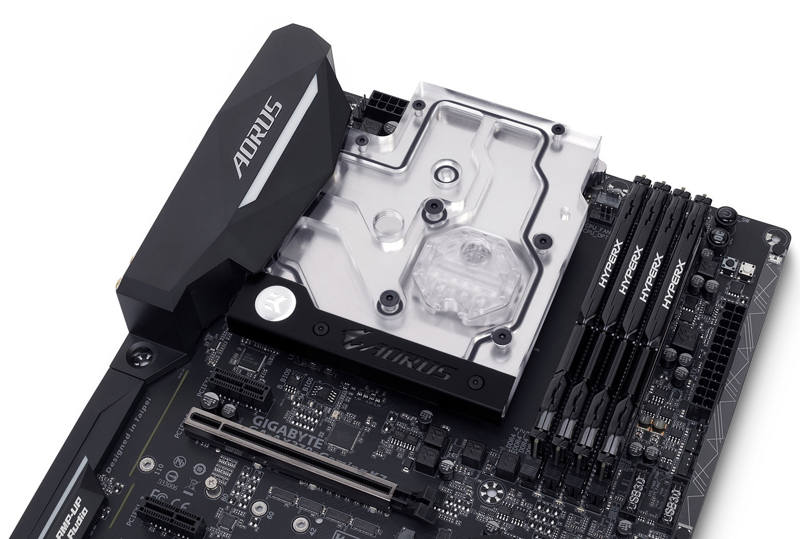 Photo of EK Water Blocks anuncia un nuevo monobloque EK-FB GA AX370 para la Gigabyte X370