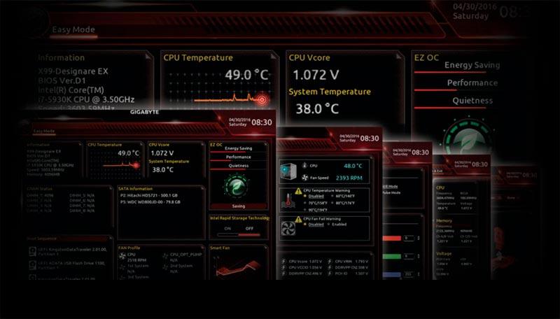 Gigabyte X299 Gaming 3 bios