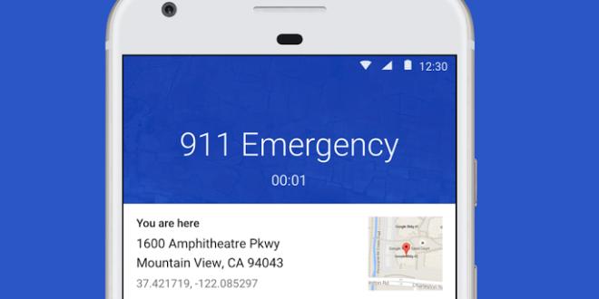 La aplicación Teléfono de Google mostrará tu ubicación en llamadas a emergencias