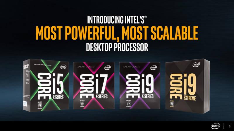 Intel Skylake-X rinde menos en juegos que Broadwell-E y Kaby Lake