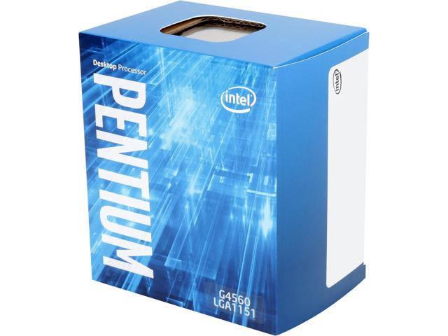Intel empieza a matar alPentium G4560