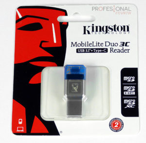 Kingston Mobilelite Duo 3C Review