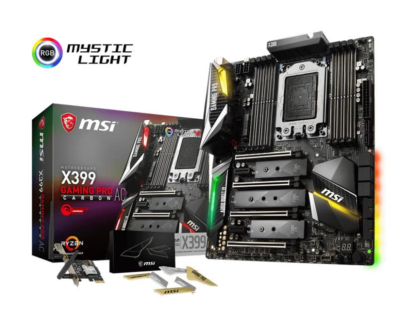 Photo of MSI anuncia la placa base X399 Gaming Pro Carbon AC con todos los detalles
