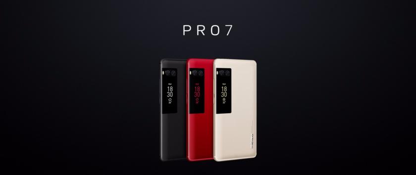 Meizu Presenta El Meizu Pro 7 Y Pro 7 Plus