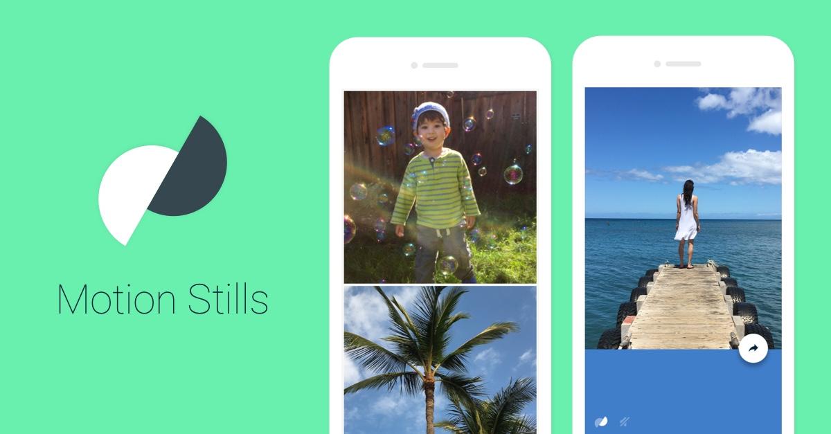 Photo of Motion Stills: Aplicación que graba vídeos 100% estables