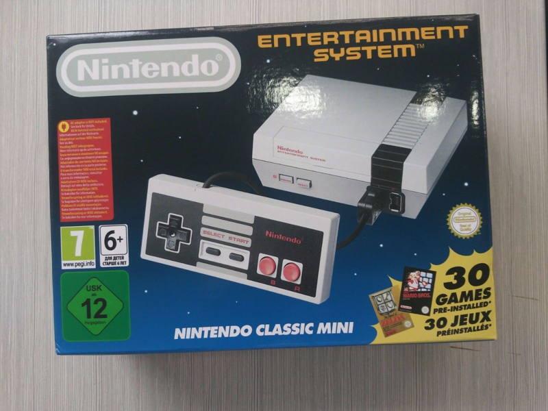 NES Mini falsas aparecen a la venta