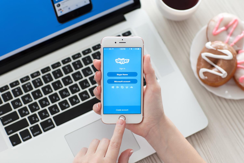 Photo of Skype obtiene el modo oscuro en Android e iOS