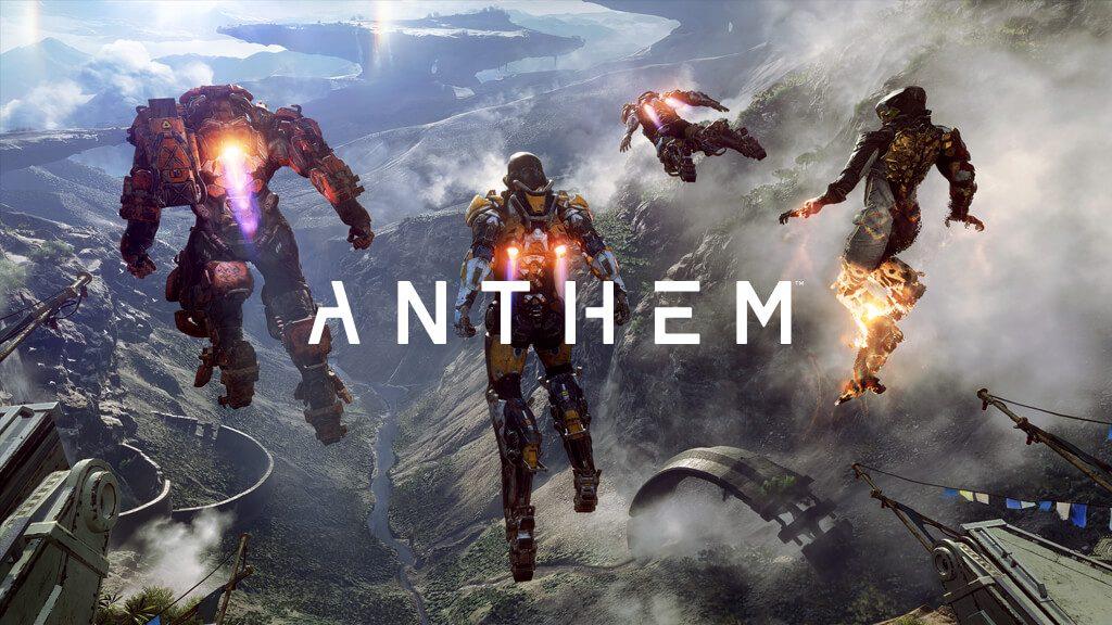 Sony roza el ridículo extremo con Anthem