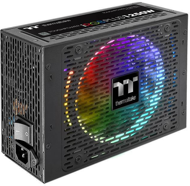 Toughpower iRGB PLUS 1250W, PSU con LED RGB