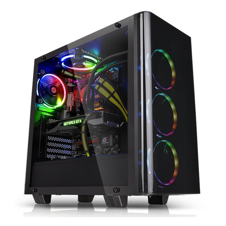 Thermaltake View 21 Tempered Glass Edition
