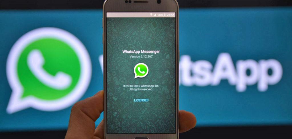 WhatsApp fotos nocturnas