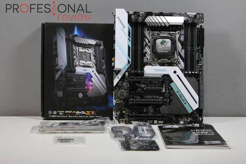Asus Prime X299-A review