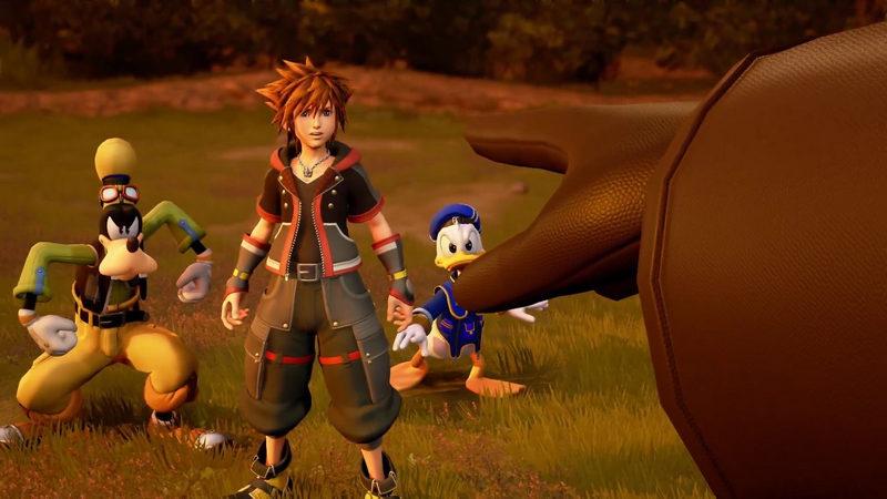 Kingdom Hearts Iii Tambien Se Lanzaria En Pc