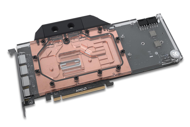 AMD Radeon RX Vega ya tiene un bloque de EK