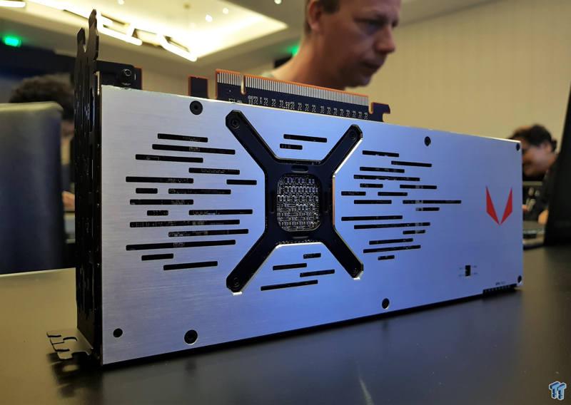 AMD Radeon Vega 56 da sus primeras muestras de rendimiento