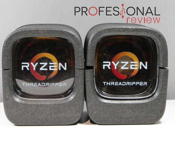 AMD Ryzen Threadripper 1950X y AMD Ryzen Threadripper 1920X