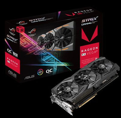 Photo of Anunciada la Asus ROG STRIX Radeon RX Vega Series