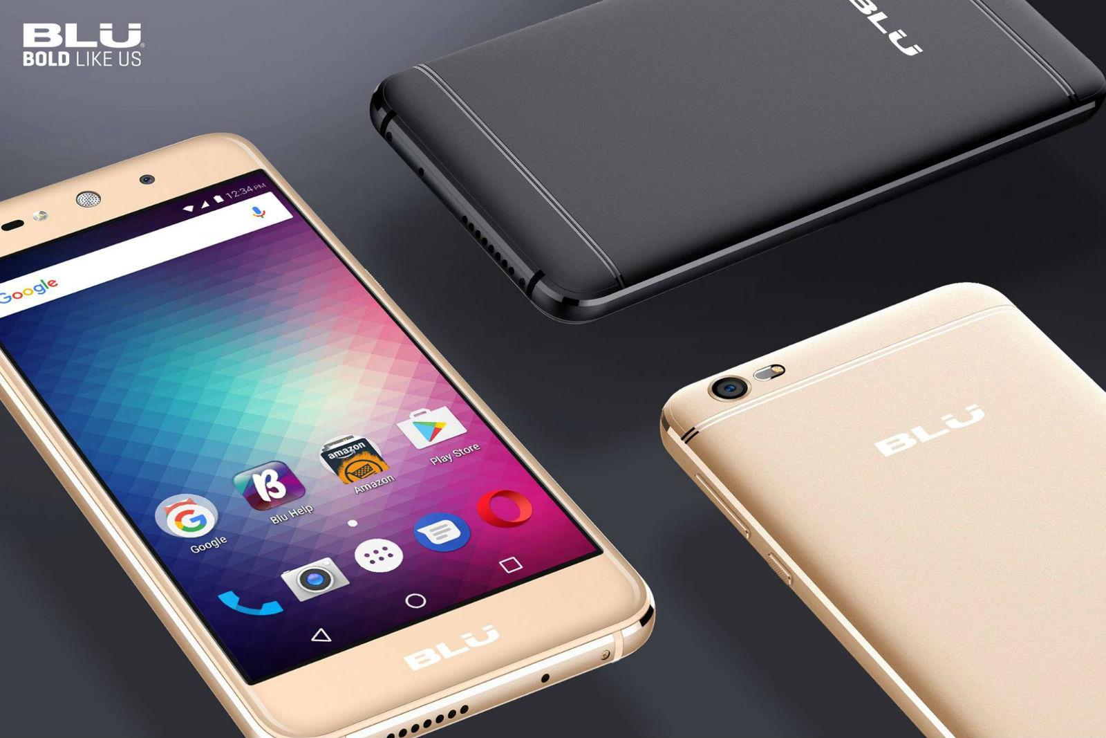 Photo of Los móviles de BLU vuelven a estar disponibles en Amazon