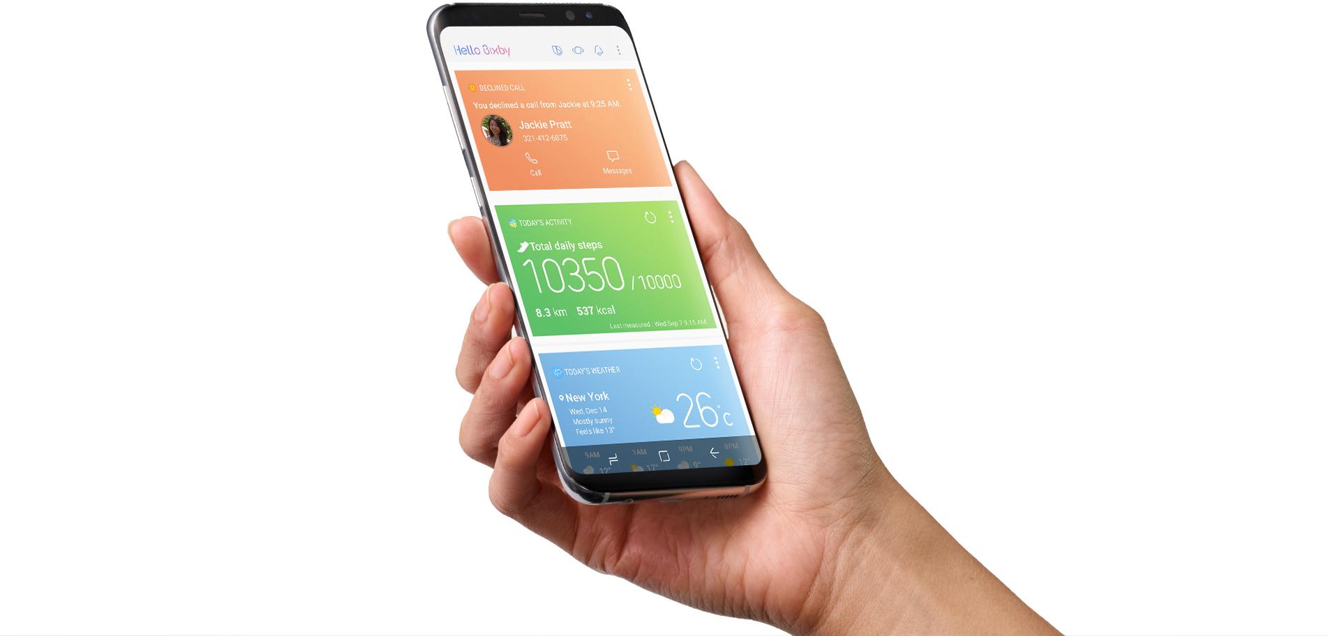 Photo of Bixby, el asistente virtual de Samsung se lanzará pronto en todo el mundo