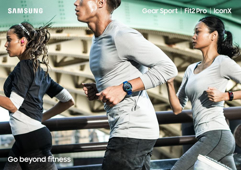 Photo of Samsung presenta los nuevos wearables Gear Sport, Gear Fit 2 Pro y Gear Icon X