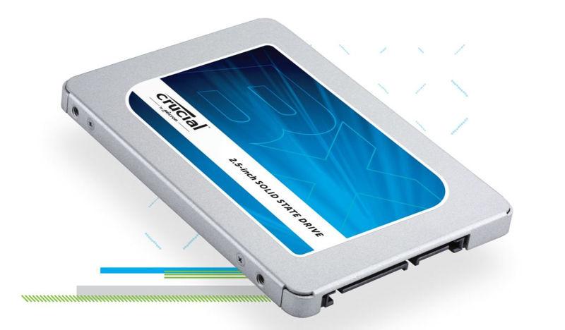 Photo of Anunciados los nuevos discos Crucial BX300 con memoria MLC