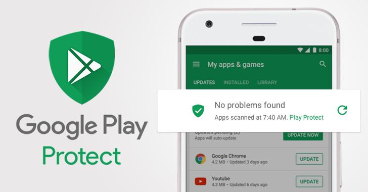 Photo of Google Play Protect ya disponible para todos los Android